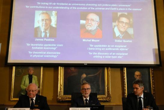 جائزة نوبل للفيزياء… فوز كندي – أمريكي وسويسريين