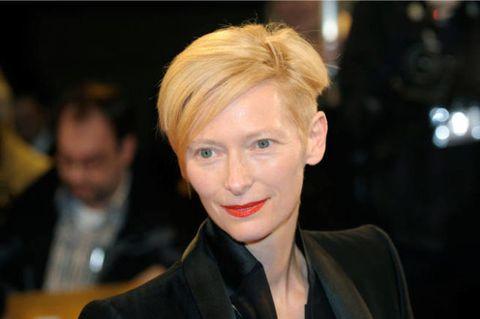الممثلة تيلدا سوينتون رئيسة للجنة تحكيم الدورة الـ 18 للمهرجان الدولي للفيلم بمراكش