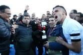 كأس العرش للموسم الرياضي 2018-2019 : فريق الاتحاد البيضاوي يحرز لقبه الأول على حساب فريق حسنية أكادير 2-1