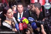 بالفيديو… أيقونة السينما المصرية وفاء عامر بمهرجان الرباط الدولي لسينما المؤلف