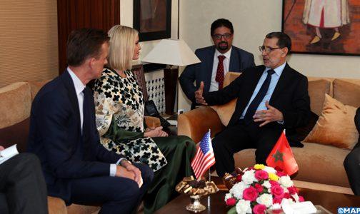إيفانكا ترامب تعرب عن تقديرها للتقدم الكبير الذي أحرزه المغرب في مجال المساواة