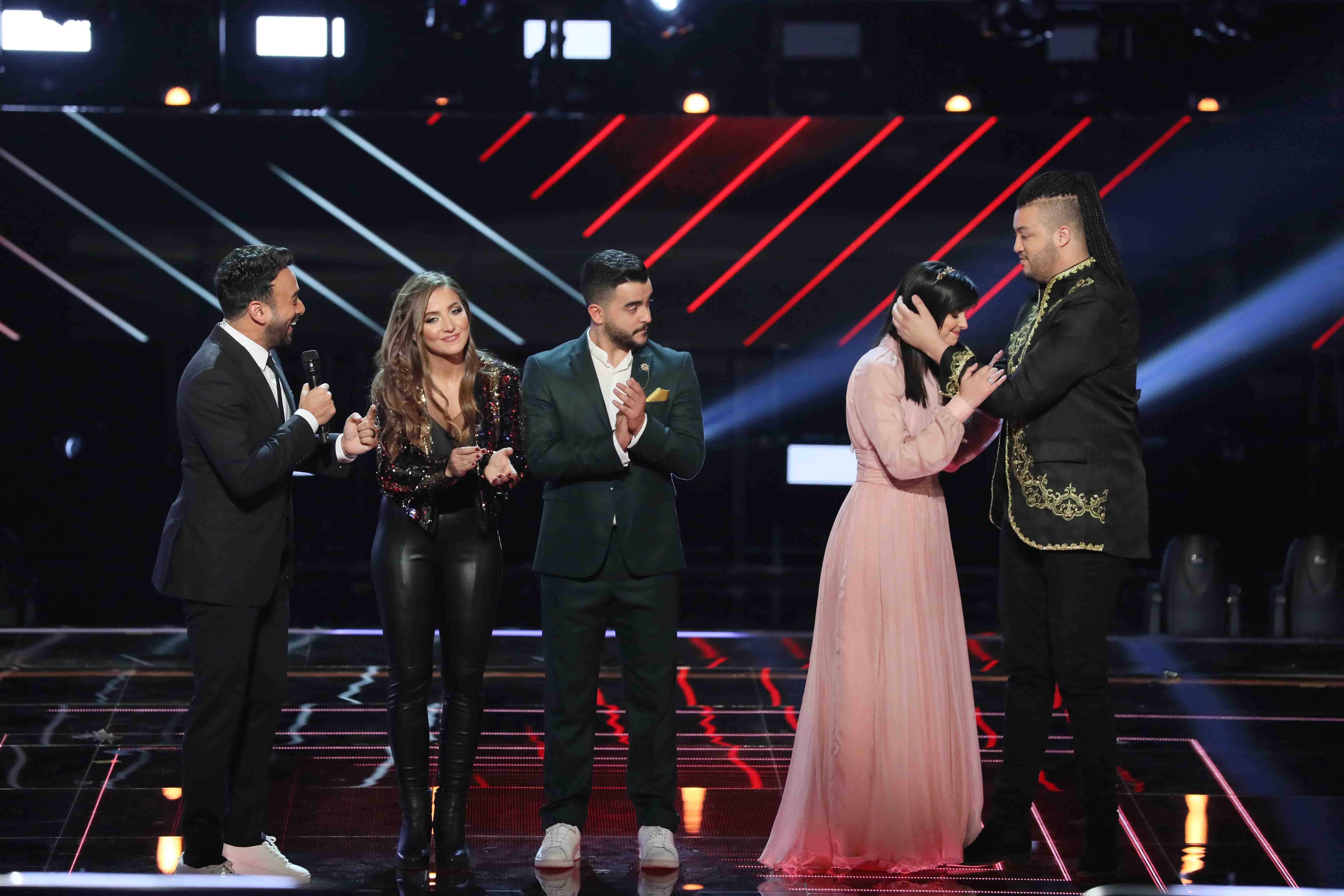 """12 مشتركا يتأهلون إلى ربع النهائيات ويكملون رحلة المنافسة على اللقب من """"The Voice"""""""