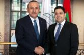 """تركيا تؤكد من جديد """"دعمها الكامل"""" للوحدة الترابية للمغرب"""