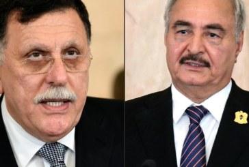 حفتر يغادر موسكو بدون توقيع اتفاق وقف إطلاق النار في ليبيا
