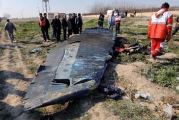 """""""نيويورك تايمز"""": الطائرة الأوكرانية أسقطتها إيران بصاروخين"""