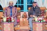 محمد السادس يلتقي ملك البحرين