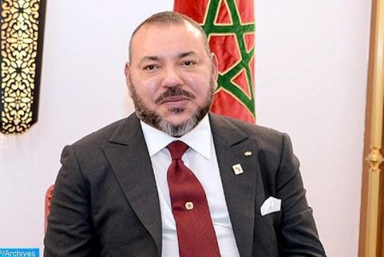 مكالمة هاتفية بين الملك محمد السادس والرئيس التونسي قيس سعيد