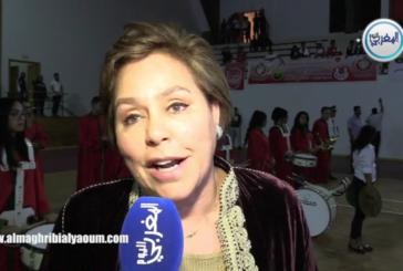 ممثلة الكرة الطائرة المغربية بالاتحاد الإفريقي تشتكي التشويش