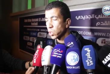 بالفيديو… تصريح اليعقوبي حكم لقاء الرجاء الرياضي والدفاع الجديدي