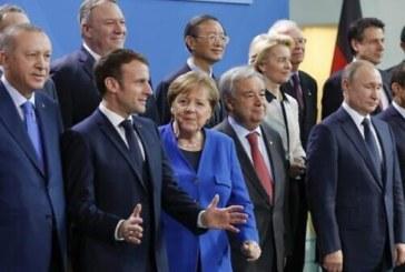 قمة برلين تحاول طي صفحة الحرب في ليبيا