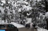 طقس بارد وتساقطات ثلجية ورياح قوية بالعديد من مناطق المملكة