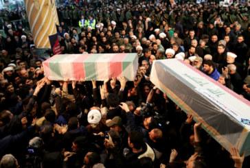 إيران… مقتل 35 شخصا في حادث تدافع خلال جنازة قاسم سليماني