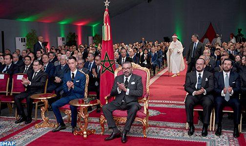 الملك يطلق برنامجا للتنمية الحضرية لمدينة أكادير