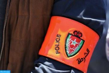 أولمبيك آسفي – الجيش الملكي : حجز 40 وحدة من الشهب  المحظورة