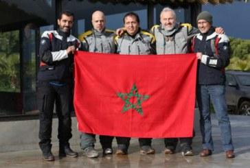 3 مغاربة يمثلون شمال إفريقيا بجائزة عالمية للدراجات النارية