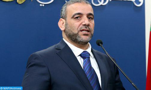 """رئيس المجلس الأعلى لليبيا لموقع (Diplomatie.ma) : اتفاق الصخيرات """"مرجعية قانونية لأي حل سياسي للأزمة الليبية"""""""