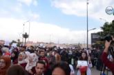 بالفيديو… تصريحات نارية للأساتذة المتعاقدين خلال وقفة احتجاجية حاشدة بمراكش