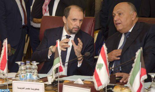 المملكة المغربية تؤكد دعمها الدائم للقضية الفلسطينية