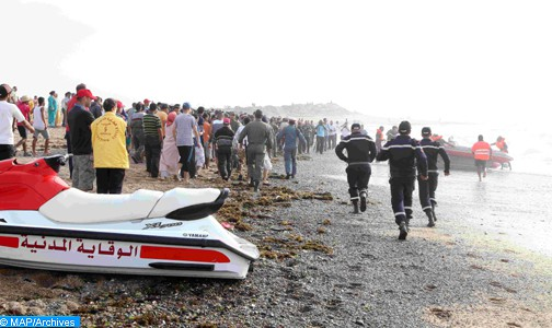 الحسيمة : مصرع شاب غرقا ببركة مائية بواد غيس