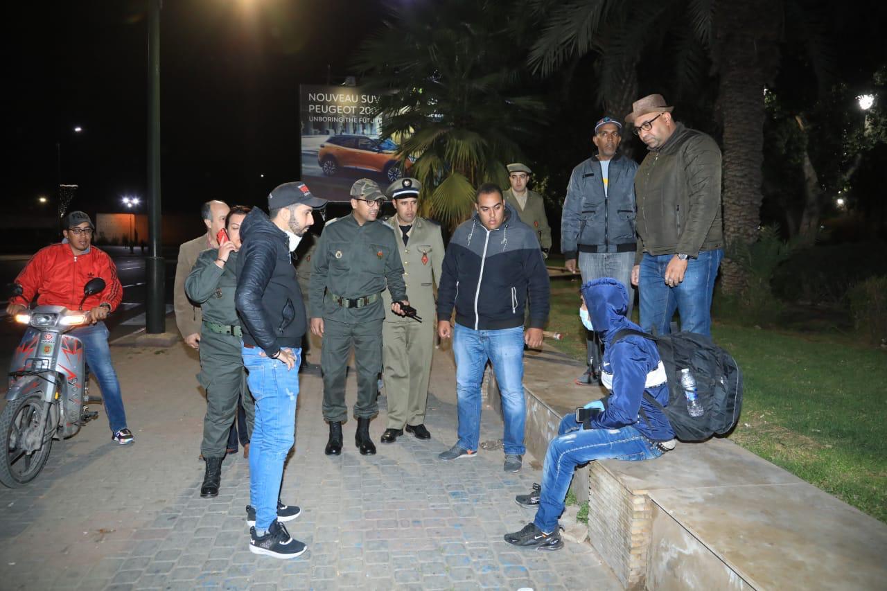 مراكش… مداهمة ملهى ليلي تحدى قرار الإغلاق لتفادي تفشي فيروس كورونا