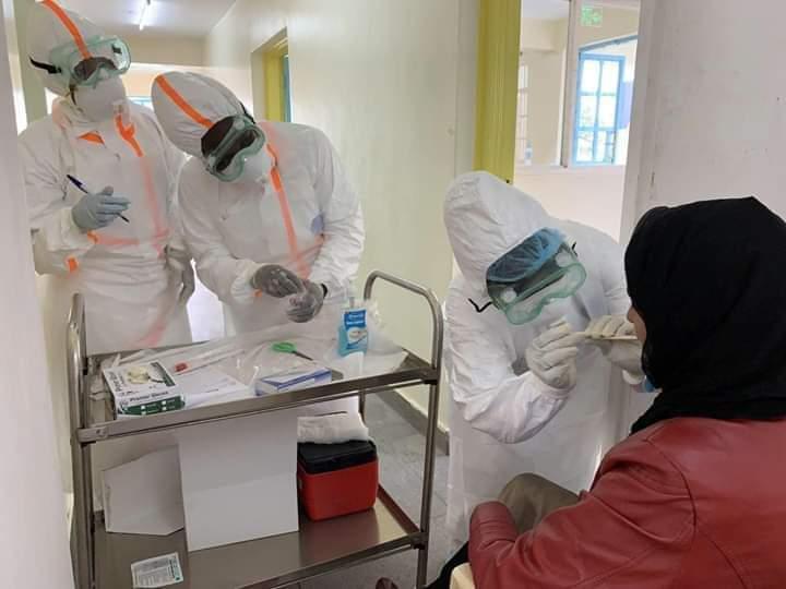 كورونا المغرب حصيلة يوم الاثنين… 534 حالة بعد تسجيل 71 إصابة جديدة وعدد الوفيات يصل إلى 33