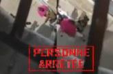 سلا… توقيف سيدة بعدما ظهرت في شريط فيديو وهي في حالة تلبس بسرقة معاق