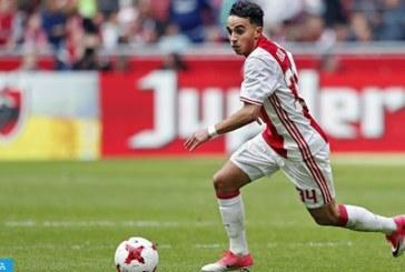 الدولي المغربي عبد الحق نوري لاعب نادي أياكس أمستردام… شاب تشبث بالحياة