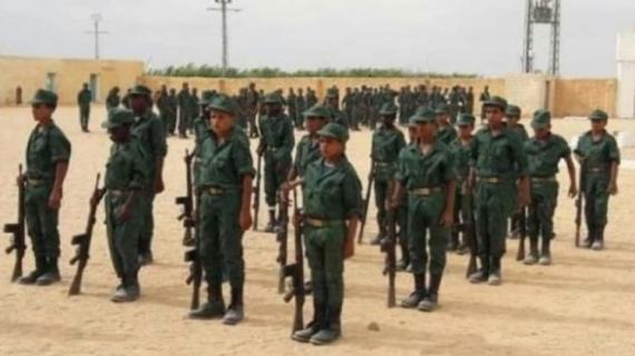 """جبهة """"البوليساريو"""" تواصل استغلال براءة الأطفال عبر التجنيد القسري"""