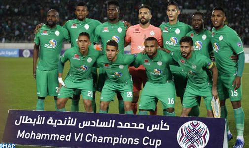 كأس محمد السادس للأندية العربية الأبطال… مباراة الرجاء  والإسماعيلي بدون جمهور بسبب كورونا