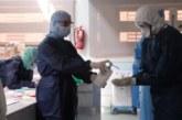 """""""المغربي اليوم"""" بقلب قسم الإنعاش بمستشفى الرازي بمراكش لينقل لكم بالصوت والصورة تعامل الأطقم الطبية مع الحالات المصابة"""
