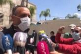 بالفيديو… هذا ما قاله أحد المتعافين لوسائل الإعلام لحظة خروجه من مستشفى الرازي بمراكش