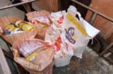 توزيع 700 قفة مساعدة بجماعة واحة سيدي ابراهيم