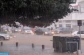 زخات مطرية رعدية قوية اليوم السبت بعدد من مناطق المغرب