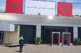 الدار البيضاء… عملية إنشاء المستشفى الميداني المؤقت تصل مراحلها الأخيرة