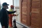 بالصور… تعقيم محاكم مدينة مراكش لمواجهة فيروس كورونا