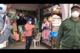 السلطة المحلية بجماعة ايت ايمور ضواحي مراكش تقود حملة توزيع الكمامات الطبية بالمجان