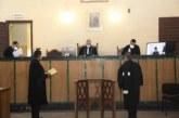 محاكم الدائرة الاستئنافية بمراكش تعقد أولى جلسات  محاكمة عن بعد