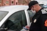 دوما في الموعد… مصالح الأمن بأبواب مراكش حاضرة لتعقب المخالفين للحجر الصحي