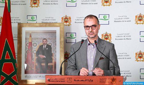 فيروس كورونا : تسجيل 91 حالة إصابة جديدة بالمغرب خلال ال 24 ساعة الماضية لتصل الحصيلة الإجمالية إلى 1275 حالة