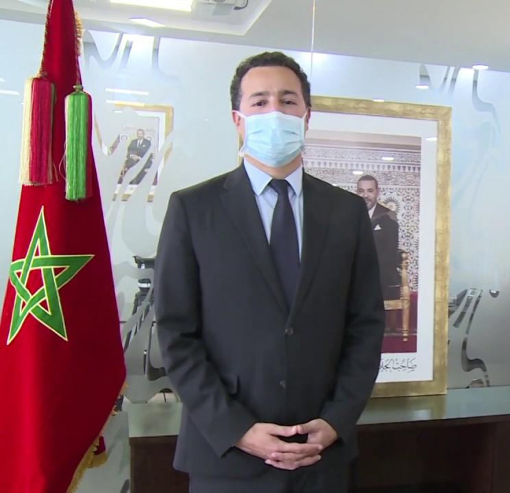 لقاء جديد للوزير عثمان الفردوس مع باطرونا الصحافة بالمغرب