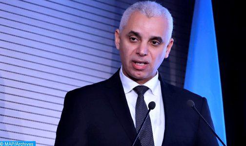 وزير الصحة يتدارس إمكانية تعميم لقاح فيروس كورونا على التراب الوطني
