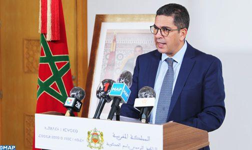 كورونا… الحكومة تؤكد على ضرورة تحضير الظروف الضرورية لعودة المغاربة العالقين بالخارج