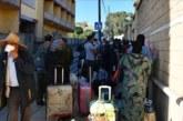 إعادة 300 مغربي من العالقين في سبتة المحتلة