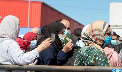 إسبانيا… أزيد من 253 ألف من المغاربة مسجلين بمؤسسات الضمان الاجتماعي