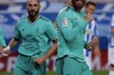 انتزع ريال مدريد صدارة الدوري الإسباني وجدل كبير بالشوط الثاني