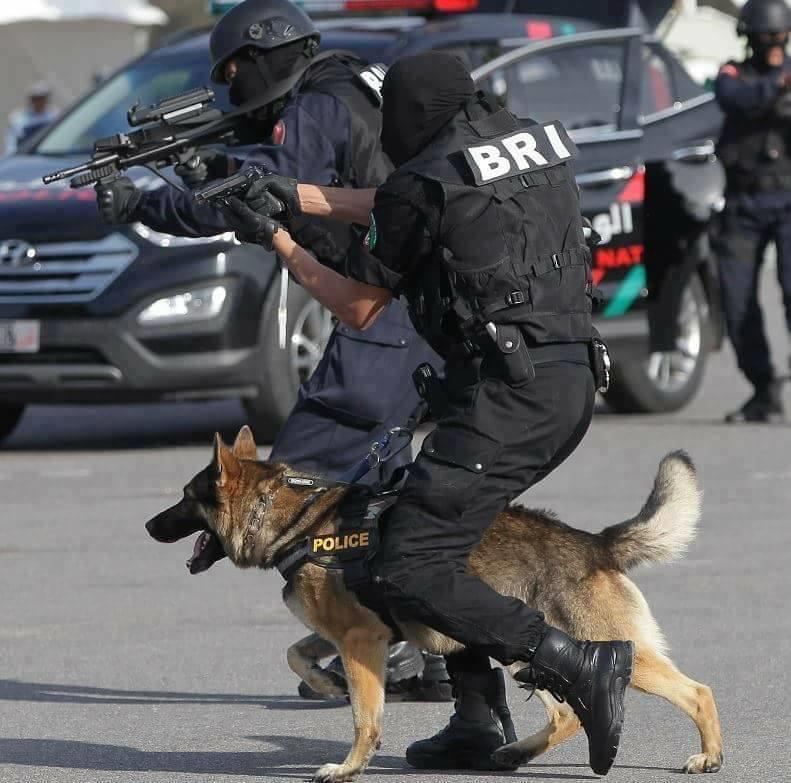الرباط… مقدم شرطة يضطر لاستعمال سلاحه الوظيفي