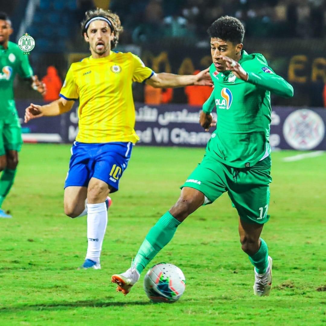 النادي الإسماعيلي يرحب بفكرة اكتمال مسابقة كأس محمد السادس