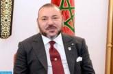 مباحثات هاتفية بين الملك محمد السادس والرئيس التونسي