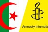 أمنيستي: قمع الحراك يعيق الإصلاح الدستوري في الجزائر