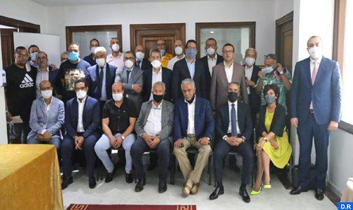 الجمعية المغربية للإعلام والناشرين تكشف تشكيلة مكتبها التنفيذي